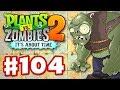 Plants Vs. Zombies 2: It's About Time - Gameplay Walkthrough Part 104 - Gargantuar Update! (iOS)