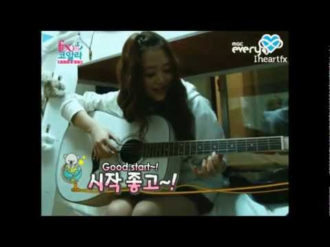 f(x) Members Play Musical Instruments