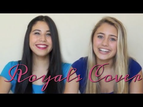 Baixar Lorde - Royals cover by Lia and Charisma
