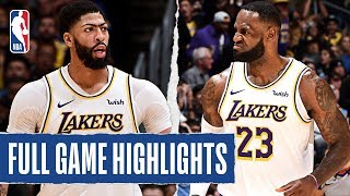 TIMBERWOLVES at LAKERS   FULL GAME HIGHLIGHTS   December 8, 2019