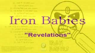 iron  maiden  cover.IRON BABIES Revelations  (Fragmento)