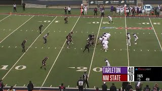 NCAAF 2021 Week 21 Tarleton vs New Mexico State