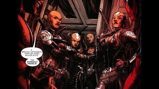 Black Panther Trailer features Dark Skin Female Warriors | The Dora Milaje