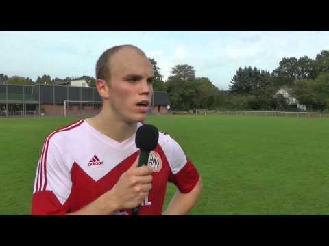 Henrik Köncke (SC Poppenbüttel) und Erkan Celebi Azizmahmutogullari (Eintracht Lokstedt) - Die Stimmen zum Spiel (SC Poppenbüttel - Eintracht Lokstedt, Bezirksliga Nord) - ELBKICK.TV