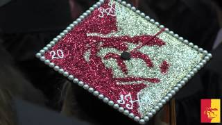 'SP 2013 Graduation Mortarboard Designs - Pittsburg State University