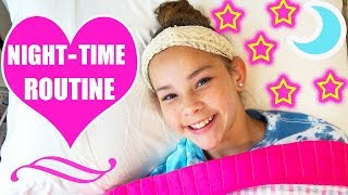 Olivia's Nighttime Routine!!!