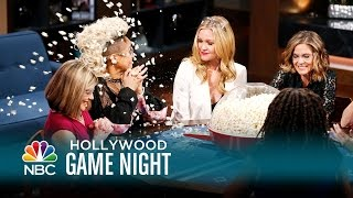 Raven-Symoné Gets It Poppin' - Hollywood Game Night (Episode Highlight)
