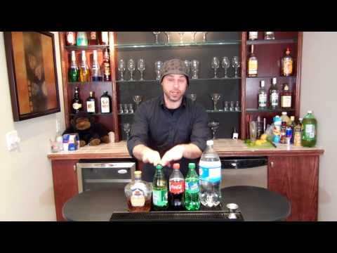 Well Drinks with Rye | Rye & Ginger, Rye & Coke