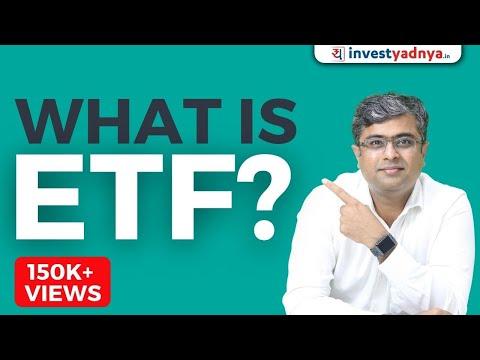 ETFs in India   ETF vs Index Funds   Should you Invest in ETF?