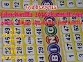Modelos de tarjetas de invitacion para Bingos en lima peru