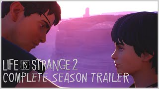 Life is Strange 2 - Il Trailer La Stagione Completa