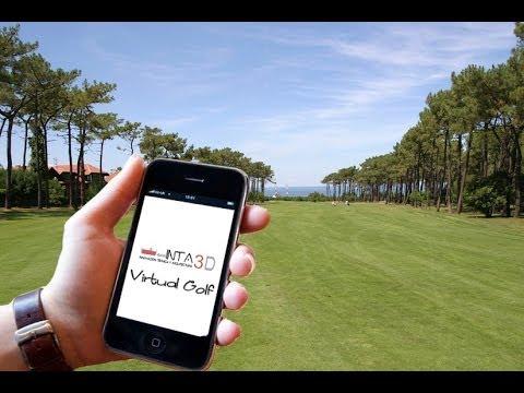 virtual golf INTA3D