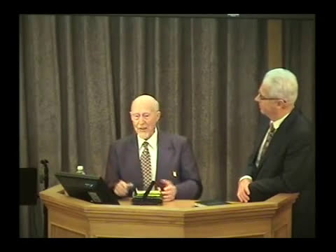 Brother Joe Riley Testimony Pt.2