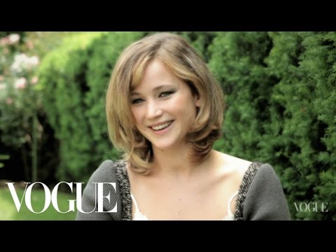 Jennifer Lawrence on The Hunger Games - Jennifer Lawrence ...