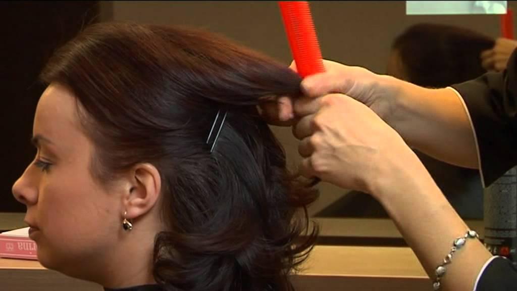 Jak Upiąć Kr 243 Tkie Włosy W Klasyczny Kok Youtube