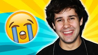 David Dobrik Cried On His Couch When He Thought He Was Done Vlogging