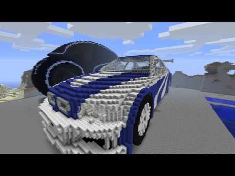 Gta minecraft part 1 for Garage bmw montceau les mines