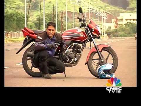 2012 Honda Dream Yuga in India first ride