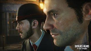 Sherlock Holmes: The Devil's Daughter - Gameplay Trailer