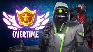 Fortnite - Cómo completar TODOS los retos de Overtime