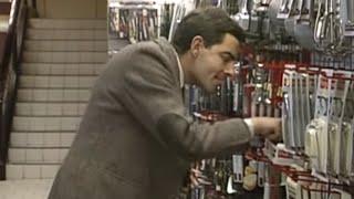 Mr. Bean kauft Küchengeräte