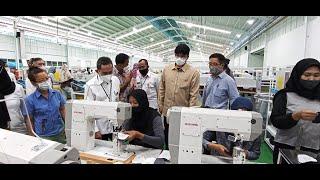 Pabrik Garmen di Margorejo Pati Disidak Bupati, Ada Apa ???