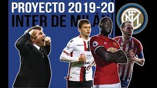Fichajes INTER DE MILÁN 19/20 I El Inter de Conte I Con David De las Heras