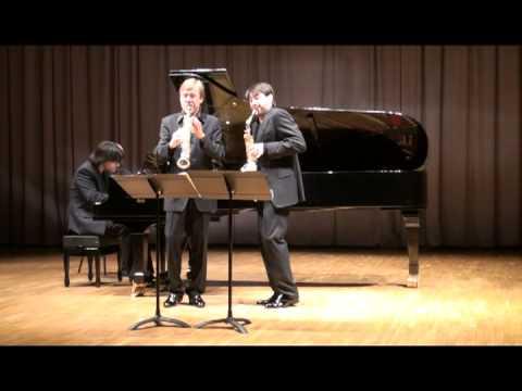 J.B.Singelée-Grand Duo Concertant, op.55 - I Riso
