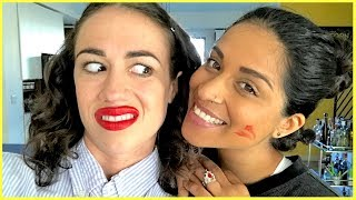 FINALLY REUNITED WITH MY WIFE LILLY SINGH!