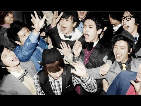 SUPER JUNIOR: KINGS OF ENTERTAINMENT♔