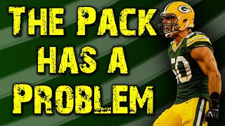 The Packers defense is awesome...except for one thing