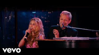 Jeff Goldblum & The Mildred Snitzer Orchestra feat. Haley Reinhart - My Baby Just Cares... - YouTube