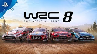 Wrc 8 :  bande-annonce