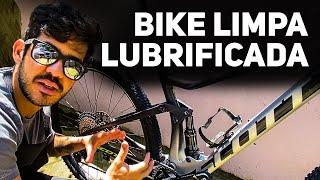 Bikers Rio Pardo | Vídeos | Lavando a bike, tipos de lubrificantes e qual o melhor para cada situação