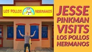 Jesse Pinkman Visits Los Pollos Hermanos