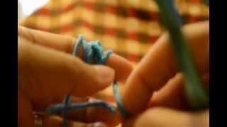 Khéo tay móc len : Các mũi móc len cơ bản p1 - - bài 1. Giới thiệu, mũi móc xích