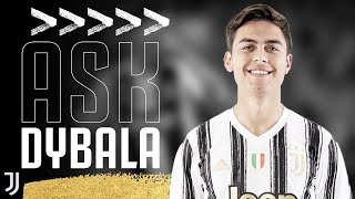 📝 😊 ASK DYBALA! | Fans Ask Paulo The