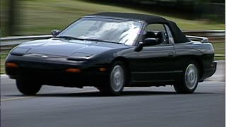 MotorWeek | Retro Review: '92 Nissan 240SX Convertible