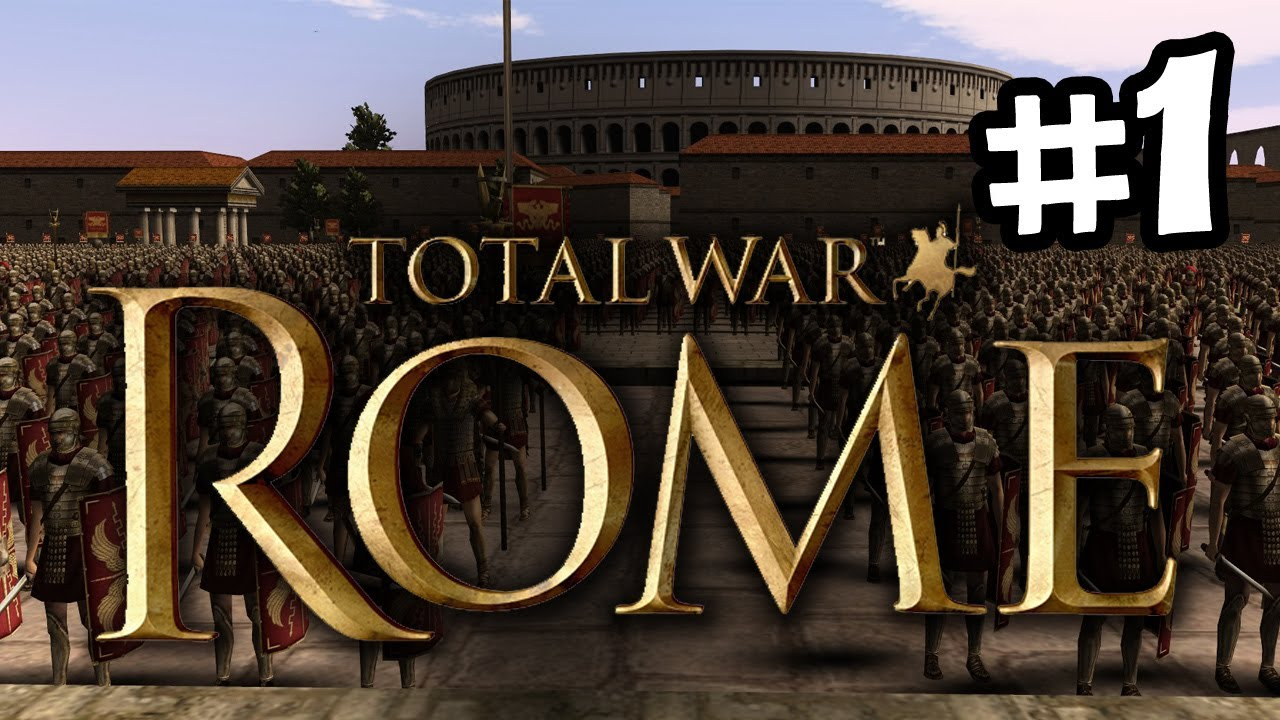 Rome: Total War - Walkthrough Part 1 (Imperial Campaign ...