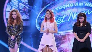 Vietnam Idol 2015 - Tập 7 - Vòng Studio Nữ - Phát sóng ngày 17/05/2015 - FULL HD