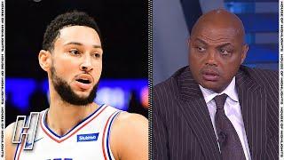 Inside the NBA Crew Talk Ben Simmons Shooting Slump   2021 NBA Playoffs