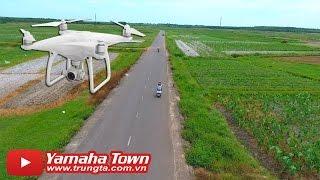 "DJI Phantom 4 Active Track - ""Chó Flycam theo Chủ!"" ✔"