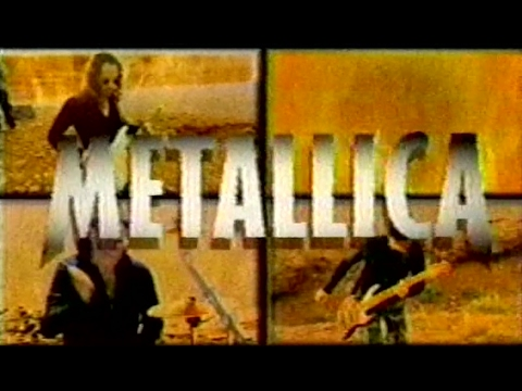Metallica - Making The Video Of