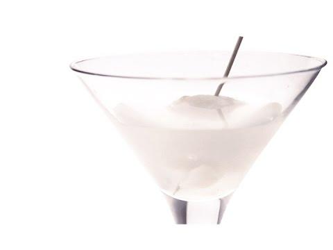 Molecular Mixology - Lychee Martini