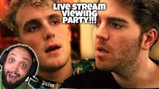 SHANE DAWSON FINALE VIEWING PARTY! Inside The Mind of Jake Paul
