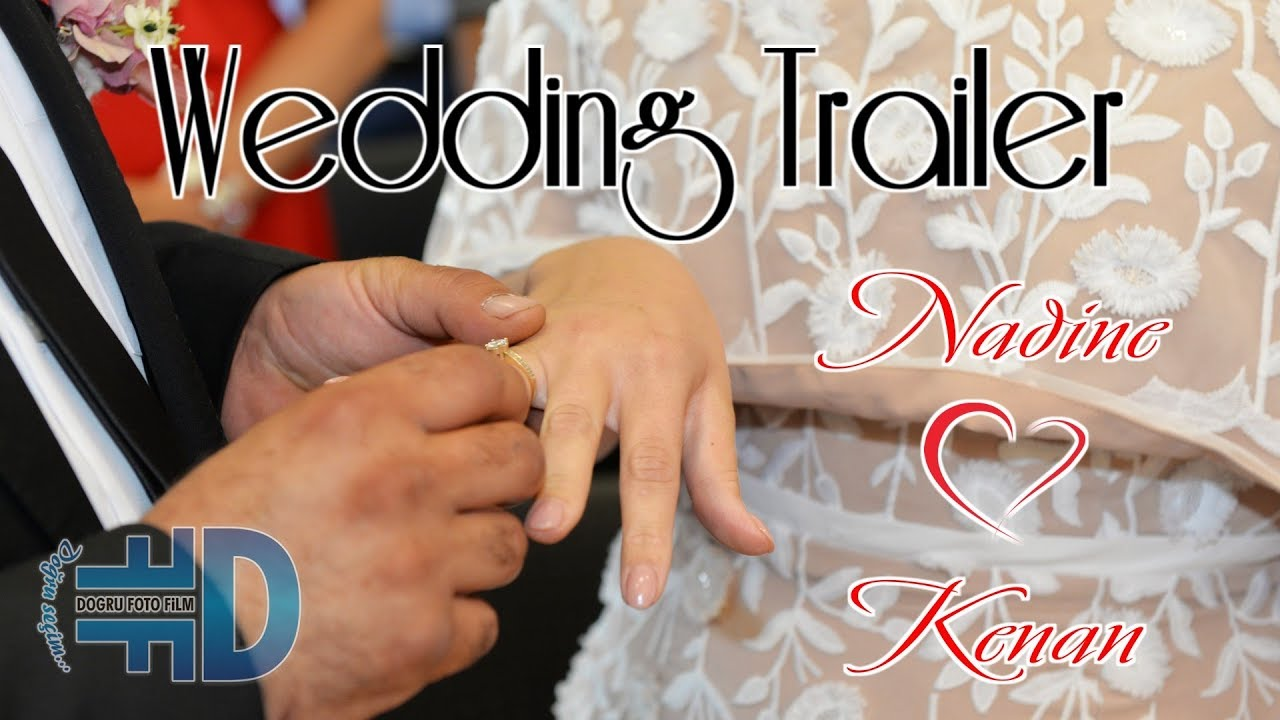 Nadine & Kenan - WEDDING TRAILER