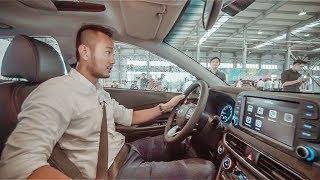 Lái thử #Hyundai #Kona Turbo - Máy bốc, chắc chắn, êm ái  XEHAY.VN 