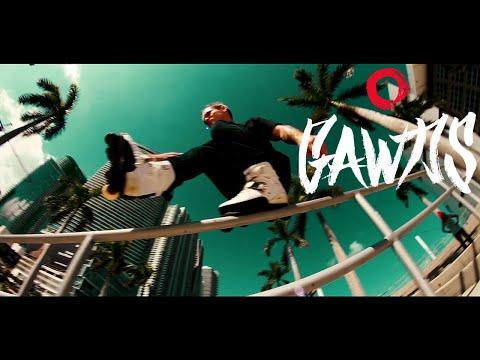Video GAWDS Roller Street FRANCKY MORALES 2 White