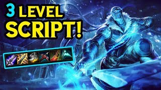 League of Legends Script Hack