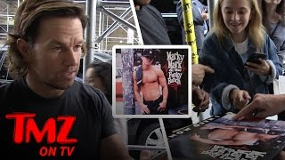 Mark Wahlberg's Daughter – Marky Mark Is Cool! | TMZ TV